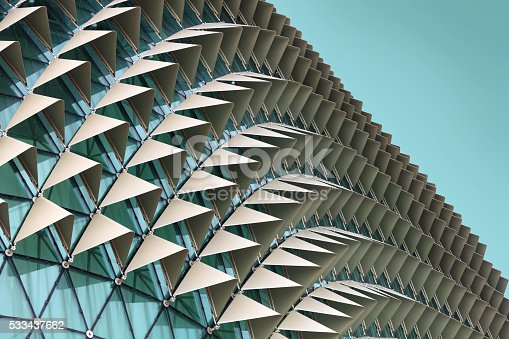 istock Abstract architectural pattern 533437662