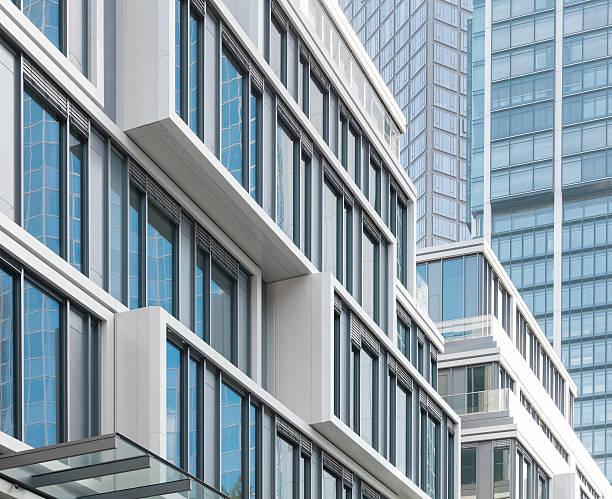 Abstrakt Architektur Muster – Foto