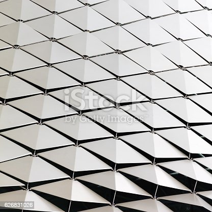 533437662 istock photo Abstract architectural pattern 626831026