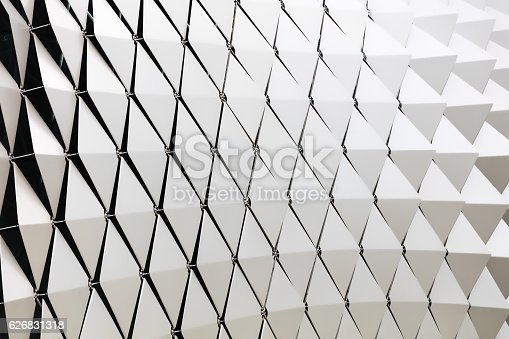 533437662 istock photo Abstract architectural pattern 626831318
