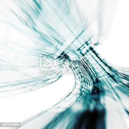 692868922 istock photo Abstract architecture background 3d rendering 857578688