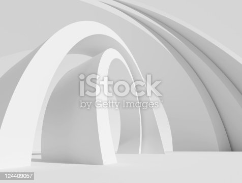 istock Abstract Architecture Background 124409057