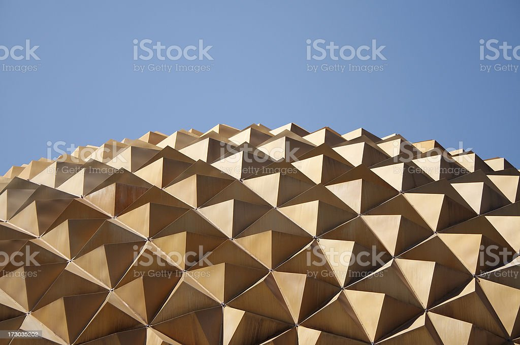 Abstract architecture background royalty-free stock photo