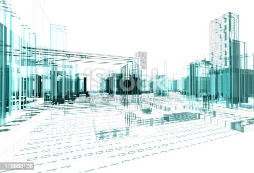821915804 istock photo abstract architecture background 178883126