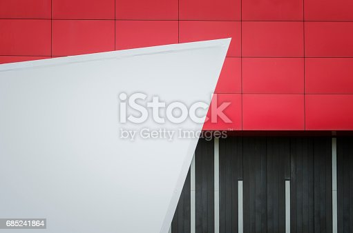 868153090 istock photo Abstract architecture detail 685241864