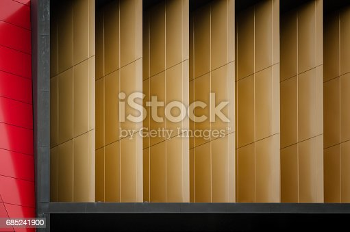 868153090 istock photo Abstract architecture detail 685241900