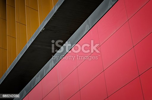 868153090 istock photo Abstract architecture detail 685242030