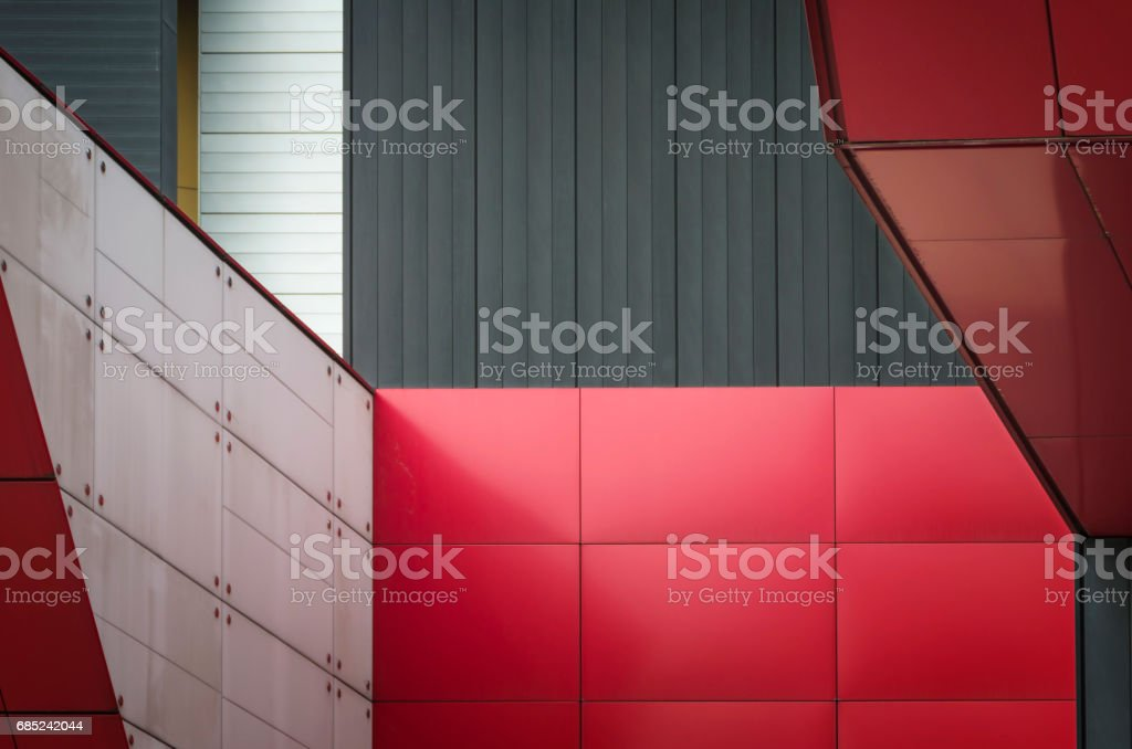 Abstract architecture detail royalty-free stock photo