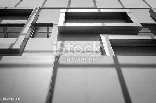 868153090 istock photo Abstract architecture detail 685244178
