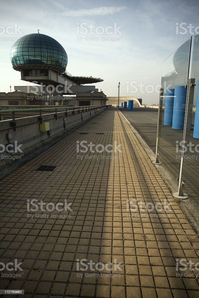 Abstract Architecture.... royalty-free stock photo