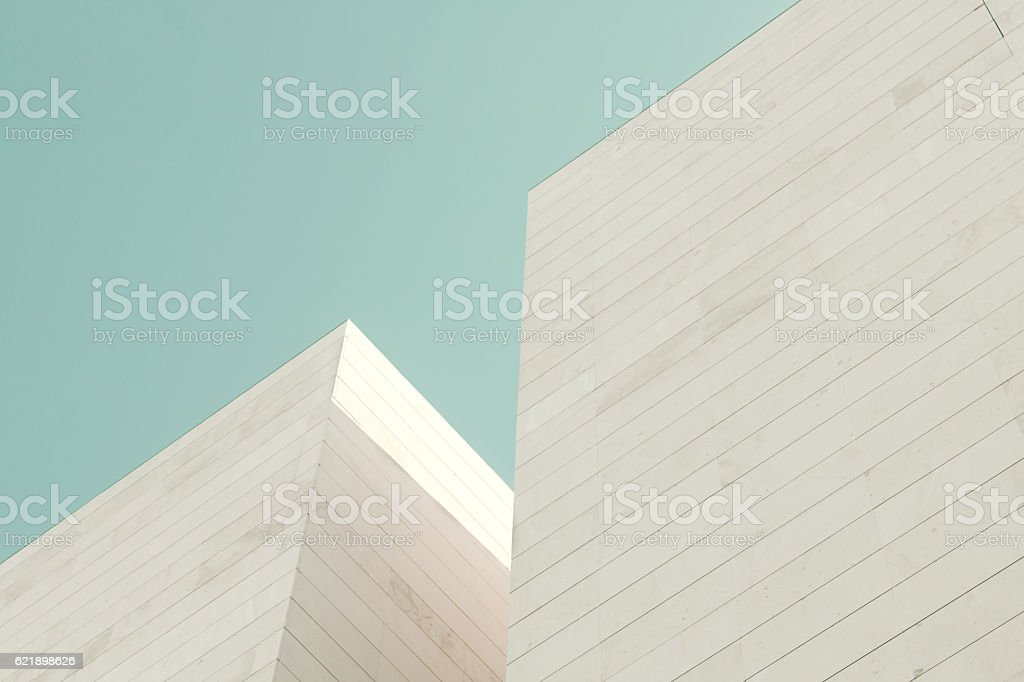 Abstract architecture. royalty-free stock photo