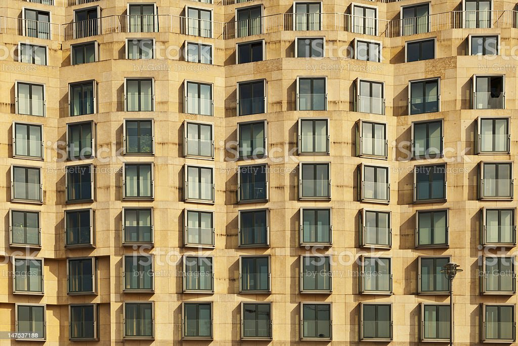 Abstract Arquitecture royalty-free stock photo
