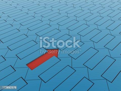 584751238istockphoto Abstract arrows 172692576