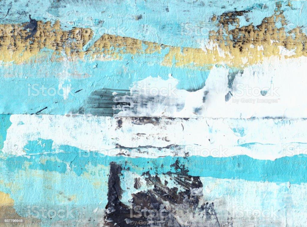 Abstrakte Kunst Hintergrund Acryl Auf Klebeband Stockfoto Und Mehr Bilder Von Abstrakt Istock