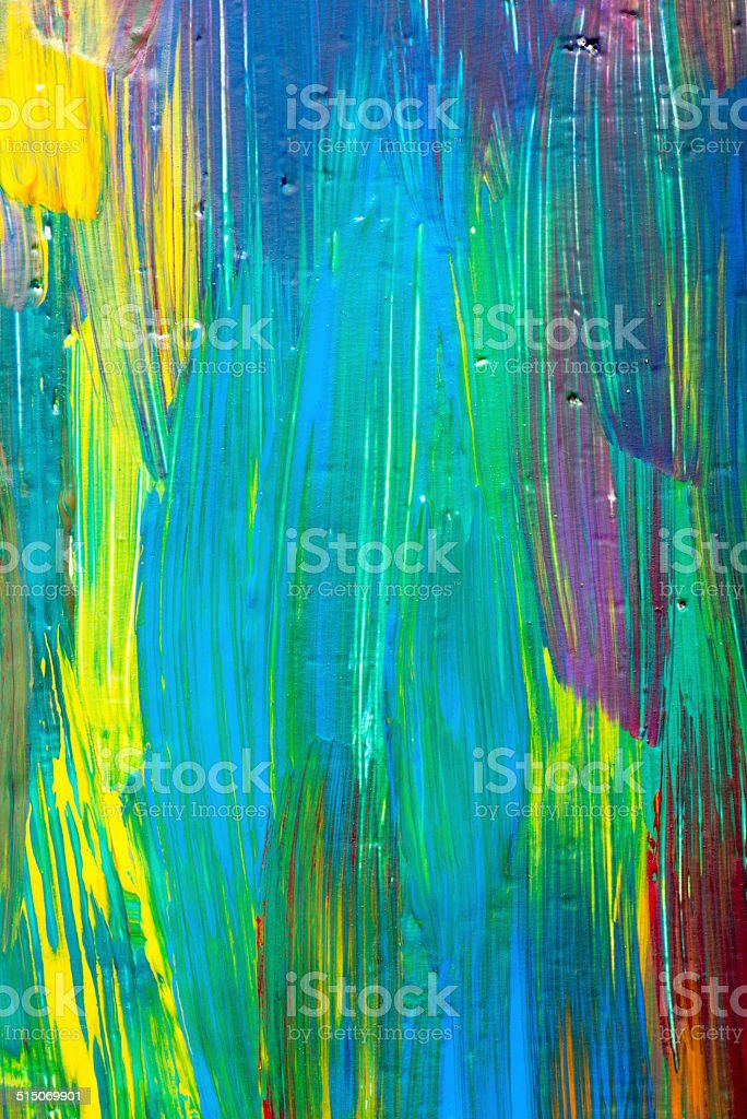 Abstract art background. Hand-painted background stock photo