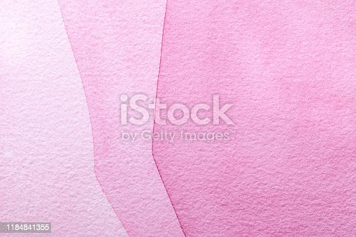 939873258 istock photo Abstract art background pink and purple color. Multicolor painting on canvas. 1184841355