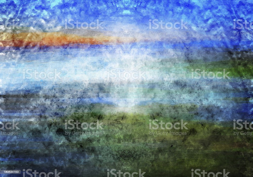 Abstract art vintage background royalty-free stock photo