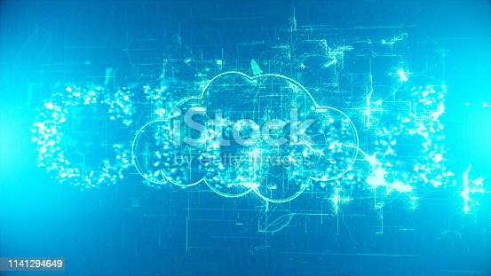 1195482922istockphoto Abstract Artificial Intelligence Background Concept 1141294649