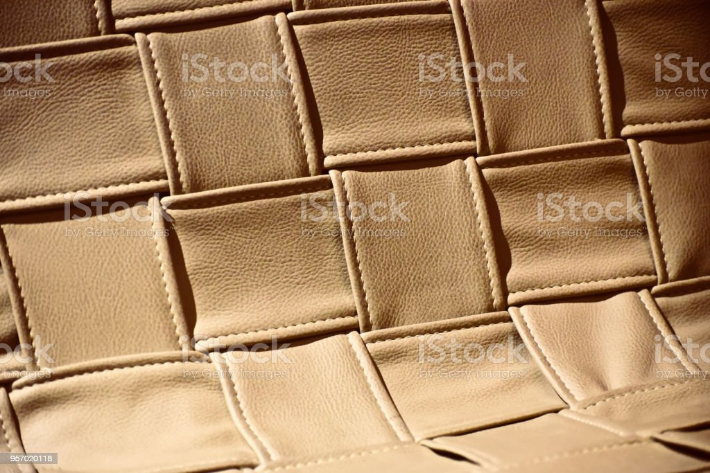 Abstract artificial leathers background unique photo stock photo