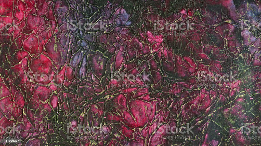 Abstrakte künstlerische Hintergrund Lizenzfreies stock-foto