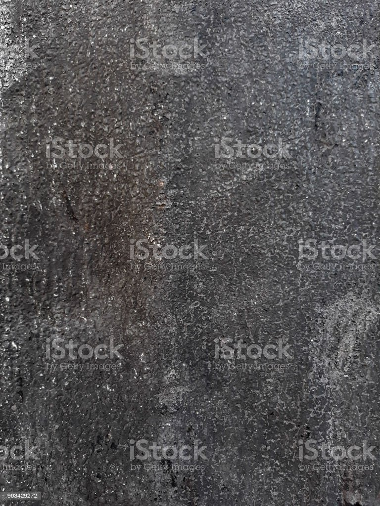 abstract asphalt texture background distressed - Zbiór zdjęć royalty-free (Asfalt)