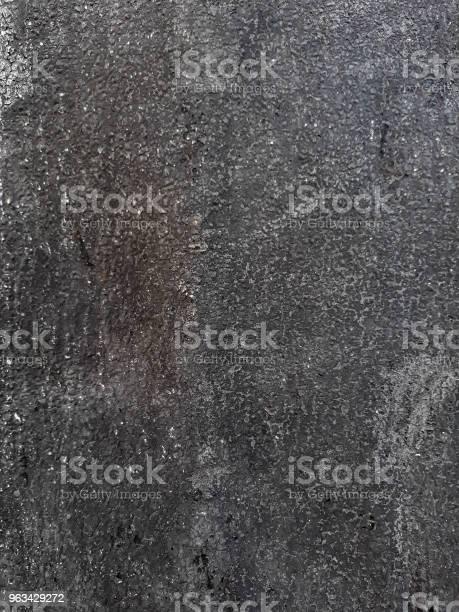 Abstrakcyjna Tekstura Asfaltu W Trudnej Sytuacji - zdjęcia stockowe i więcej obrazów Asfalt