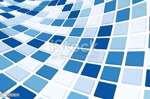 istock Abstract background. 3D rendering. 867031614