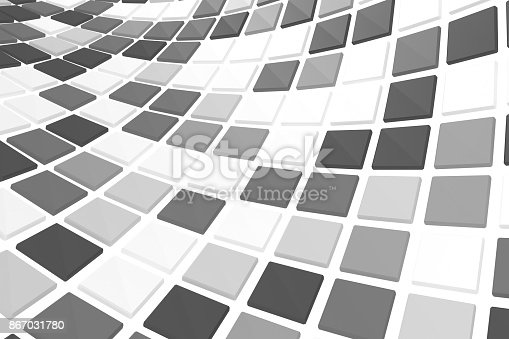 istock Abstract background. 3D rendering. 867031780