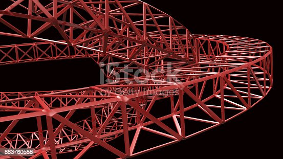 istock abstract background 3d rendering 883760588