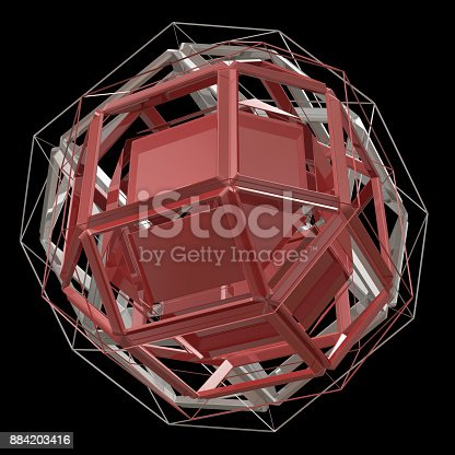 istock abstract background 3d rendering 884203416