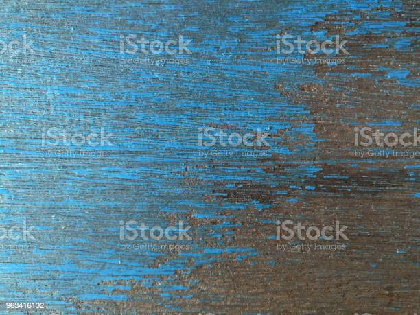 Abstrakcyjne Tło I Faktura Niebieskiego Drewna - zdjęcia stockowe i więcej obrazów Bez ludzi