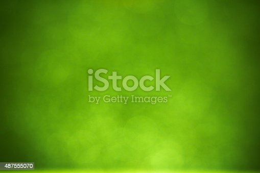 istock abstract background blue bokeh circles for 487555070