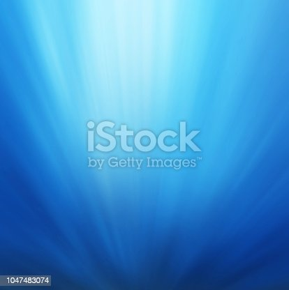 istock Abstract background blue colour 1047483074