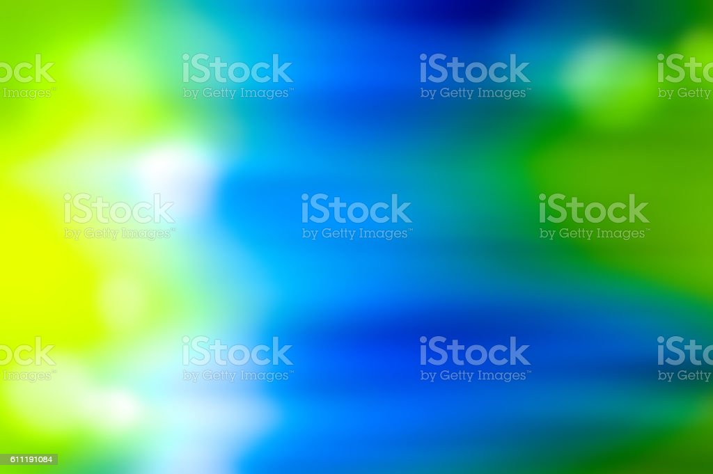 Abstract Background Blue Green stock photo