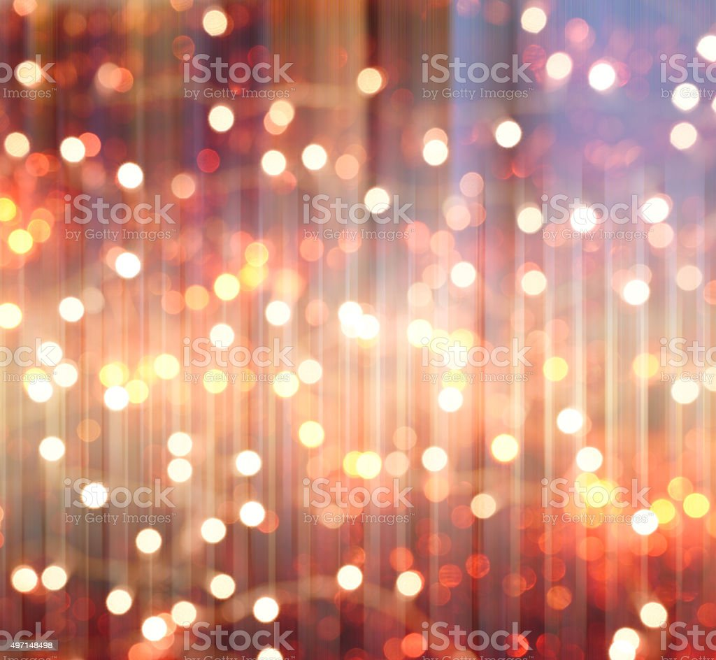 abstract background blur motion with bokeh light stock photo