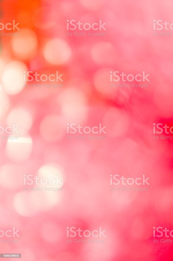 Abstract background bokeh in purple and pink tones stock photo