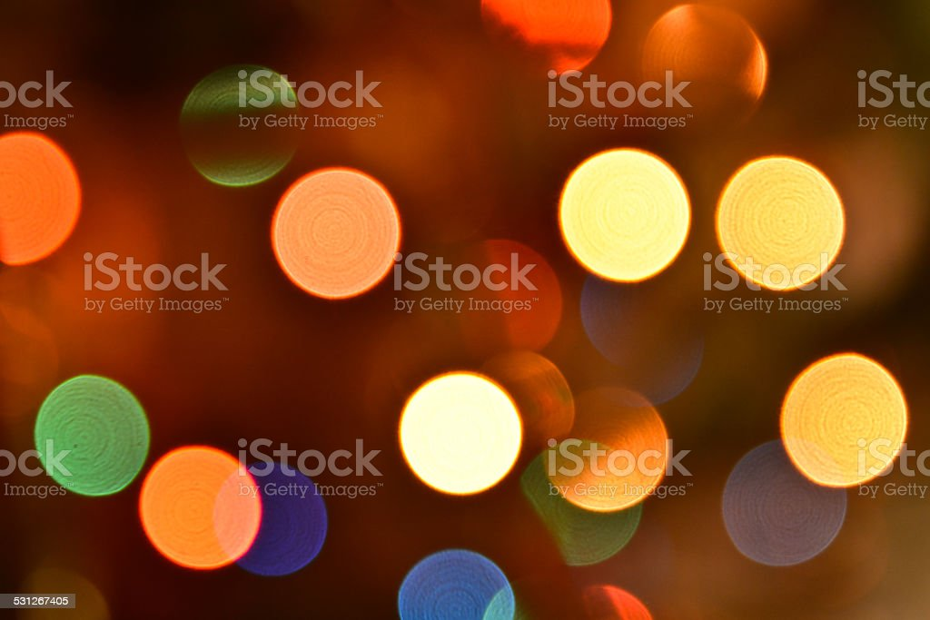 Abstract background bokeh. stock photo
