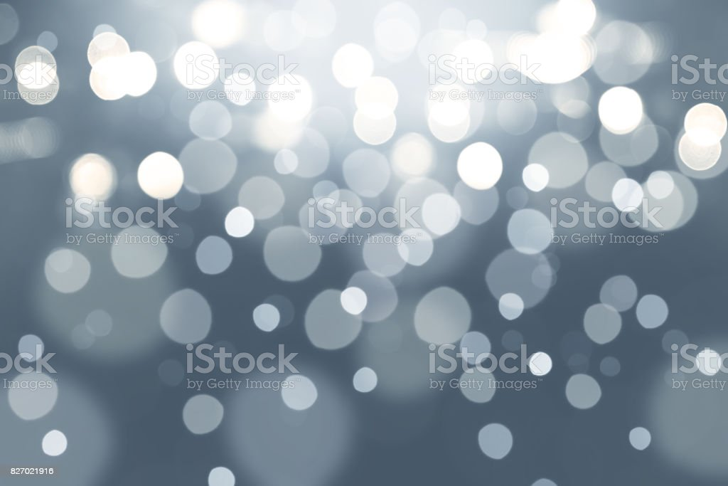 Abstract background. Bronze colored White blur. Circle blur stock photo