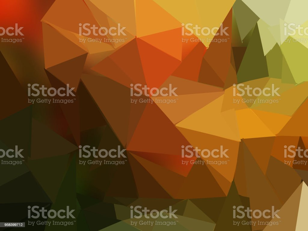 abstract background - colorful polygon  abstract background stock photo