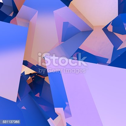 istock abstract background consisting of geometric shapes 531137085