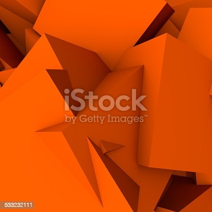 istock abstract background consisting of geometric shapes 533232111