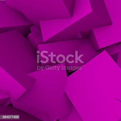istock abstract background consisting of geometric shapes 534077403
