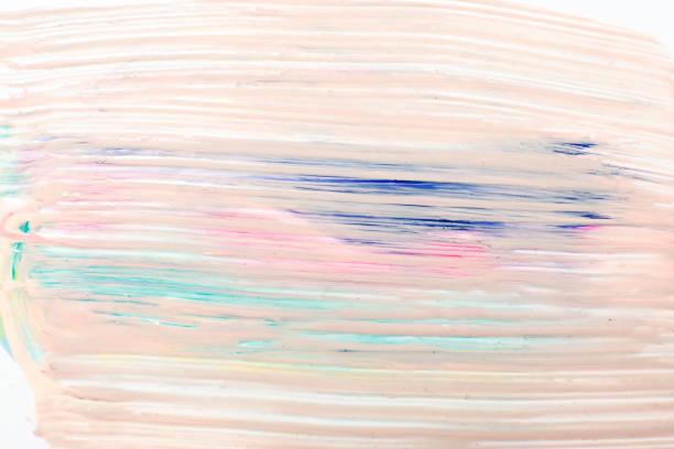 abstrait, art moderne créative, pastel - dessin au pastel photos et images de collection