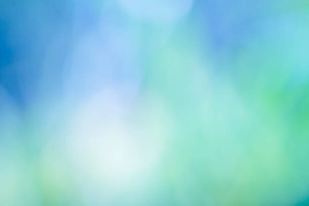 abstract background, defocused green and blue - focus on background stock photos and pictures
