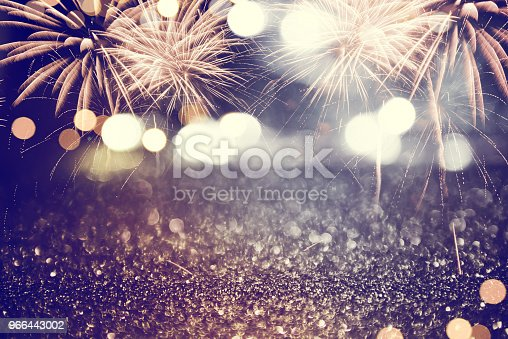 977840698 istock photo Abstract background fireworks holiday. 966443002