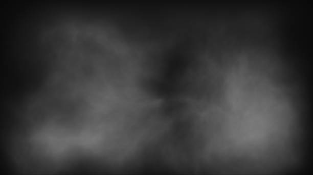 abstract background - fog abstract background - fog, smoke, mist; loopable smog stock pictures, royalty-free photos & images