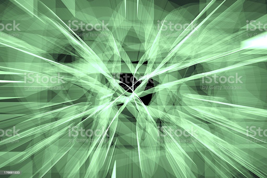 Abstract background green royalty-free stock photo