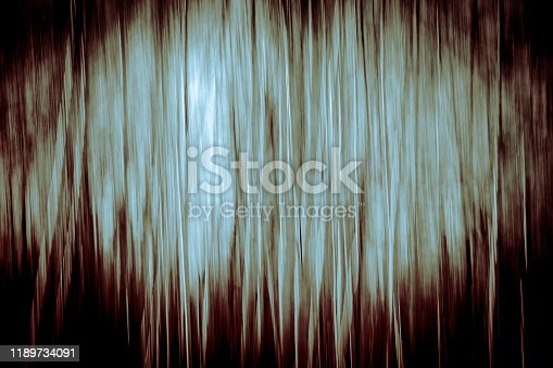 535193210 istock photo Abstract background in horror style. Maroon scary bloody luminous surface with the texture of a dark moody drip wall with strange light with a black vignette with a copy space 1189734091