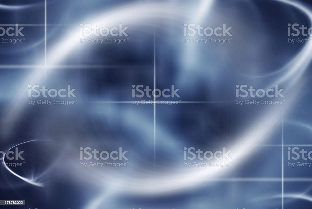 Abstract background in shades of blue royalty-free stock photo