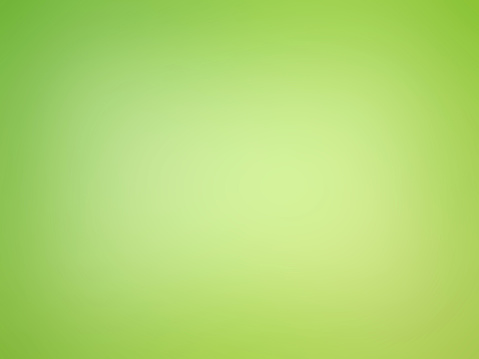 Abstract Background, Light Green - Yellow Color Gradient With Spotlight, Perfectly Usable For All Springtime Topics